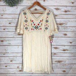 Dresses & Skirts - NWT BOHO SOUL DRESS SIZE MEDIUM